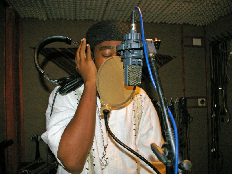 Meet Israel's Dopest <br>Hebrew Israelite MCs
