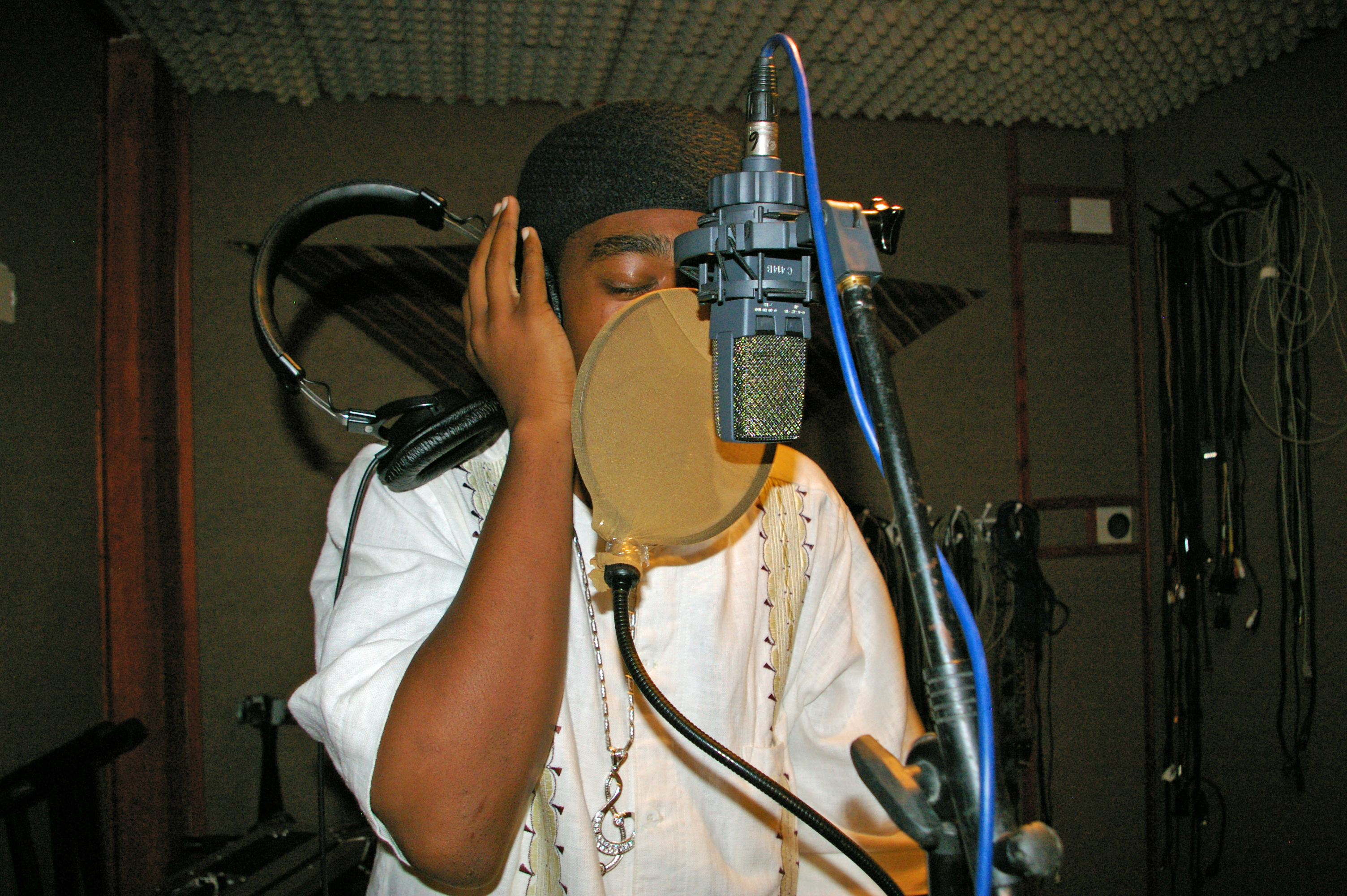 Meet Israel's Dopest Hebrew Israelite MCs