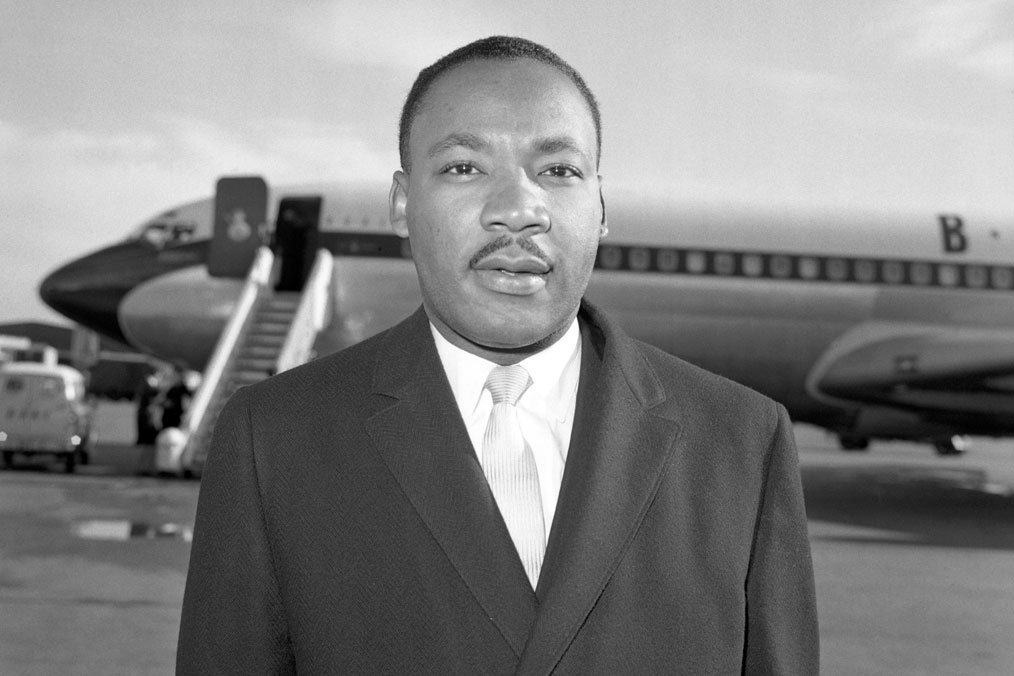 Martin Luther King's Forgotten Visit to the Holy Land